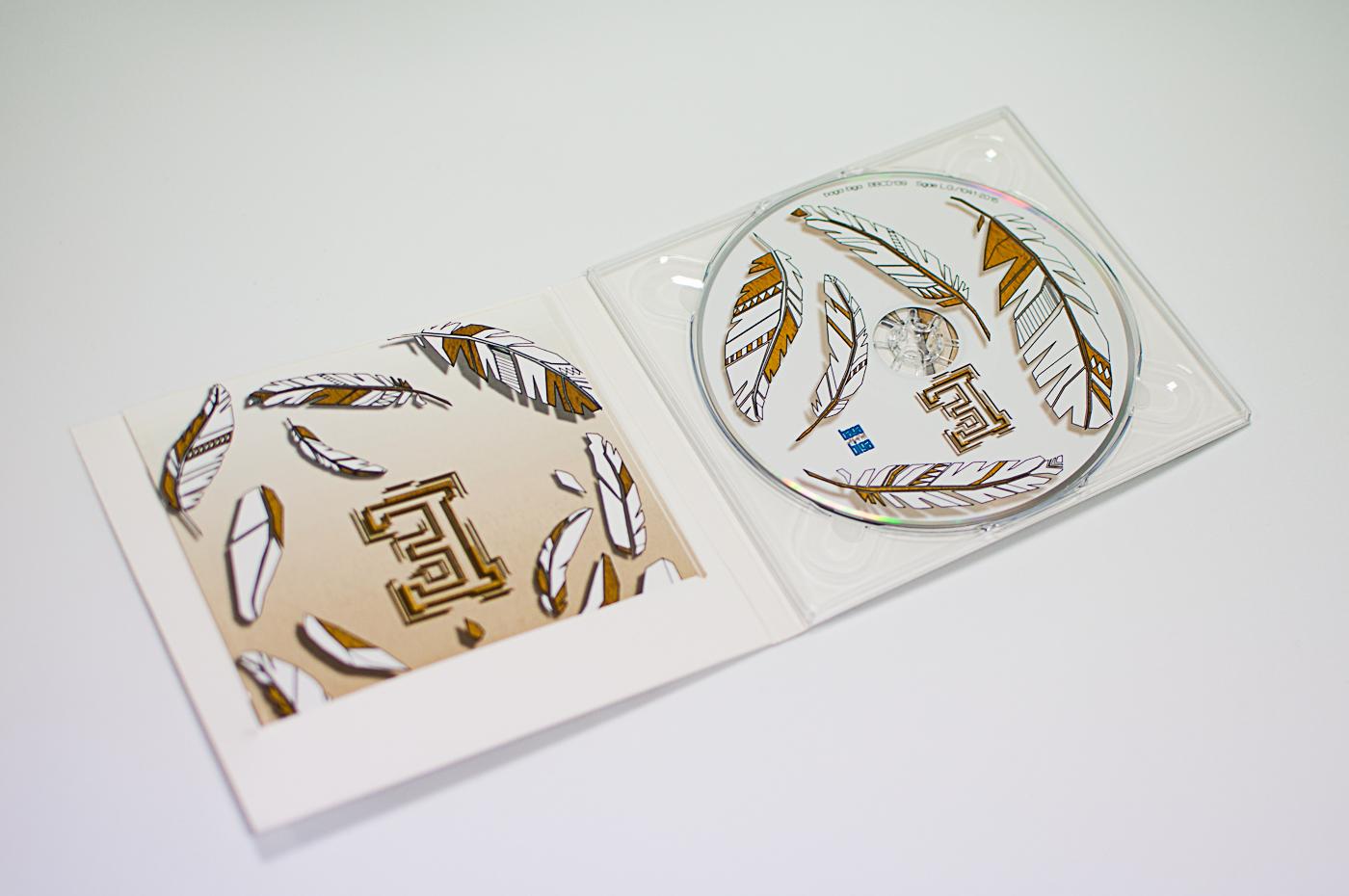 Maquetación discos
