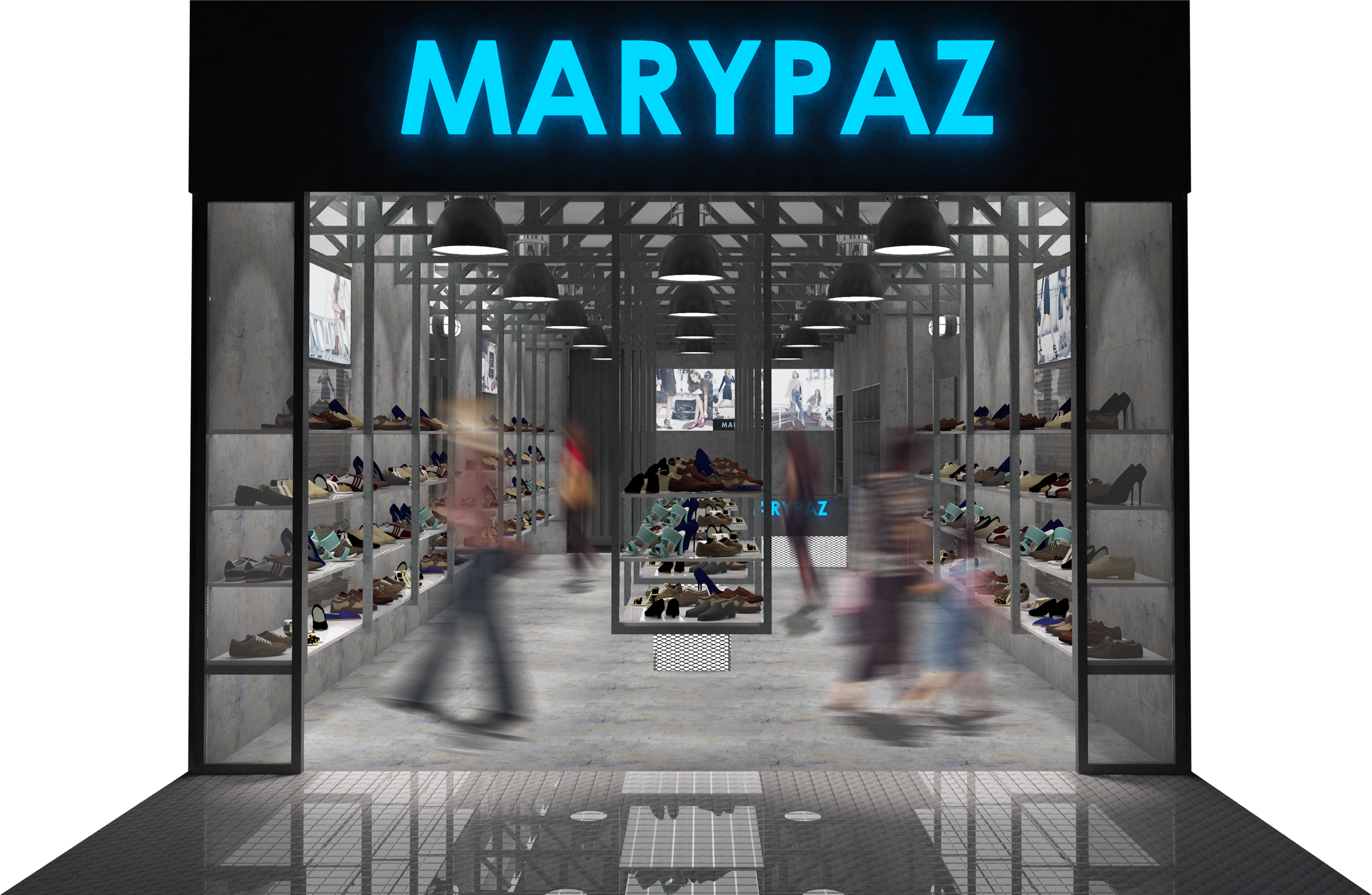 E45arkitektura: concurso arquitectura MARYPAZ
