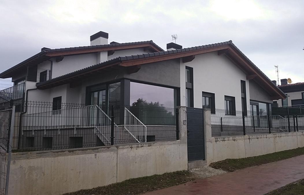 4 viviendas en Sopelana