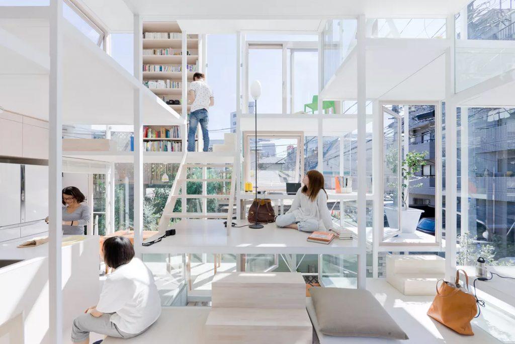 Sou Fujimoto: Casa Na