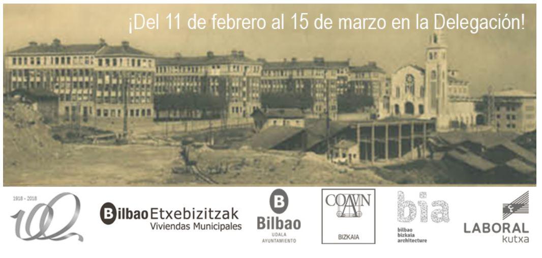 EXPOSICIÓN: 100 AÑOS DE VIVIENDA SOCIAL EN BILBAO